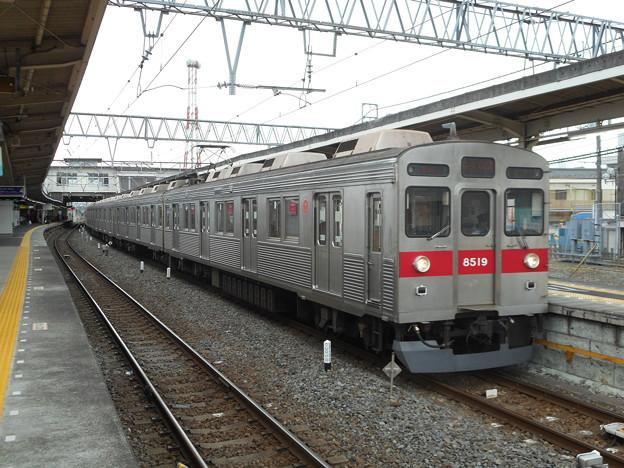 #3081 東急電鉄8619F@デハ8519 2017-5-15