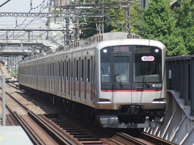 #3085 東京急行電鉄5159F@クハ5859 2018-5-6