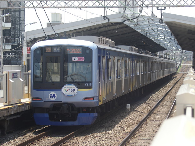 #3086 横浜高速鉄道Y513F 2018-5-6