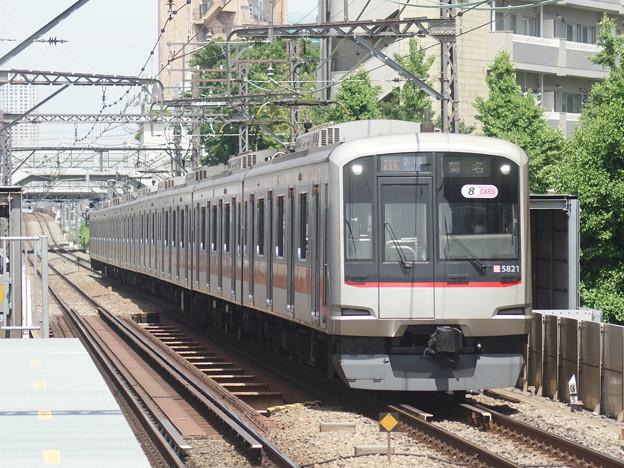 #3087 東京急行電鉄5121F@クハ5821 2018-5-6