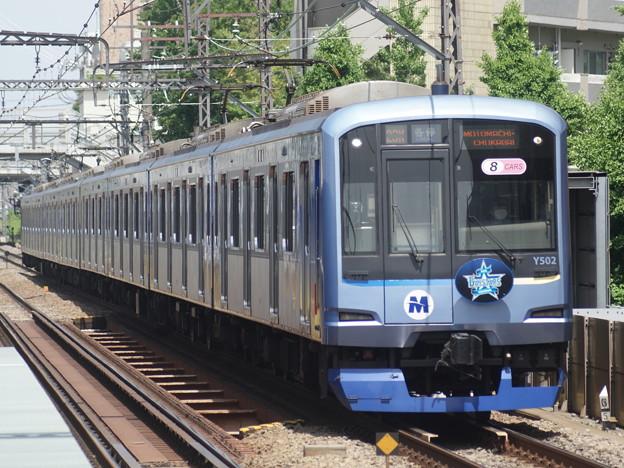 #3088 横浜高速鉄道Y512F@クハY502 2018-5-6