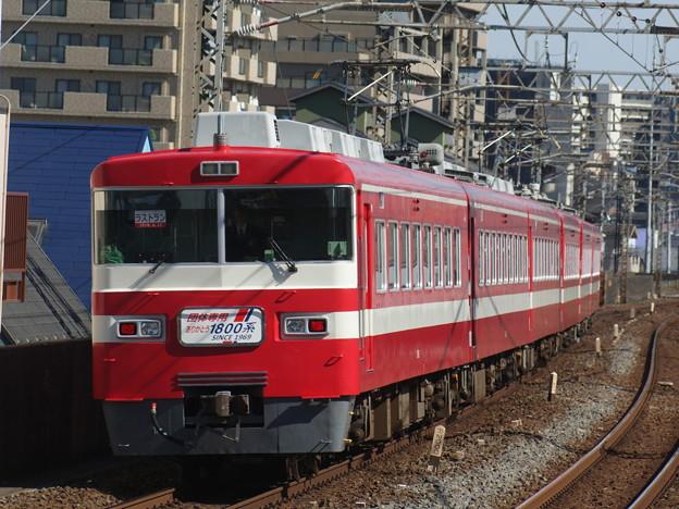 写真: #3092 東武鉄道1819F 2018-5-20
