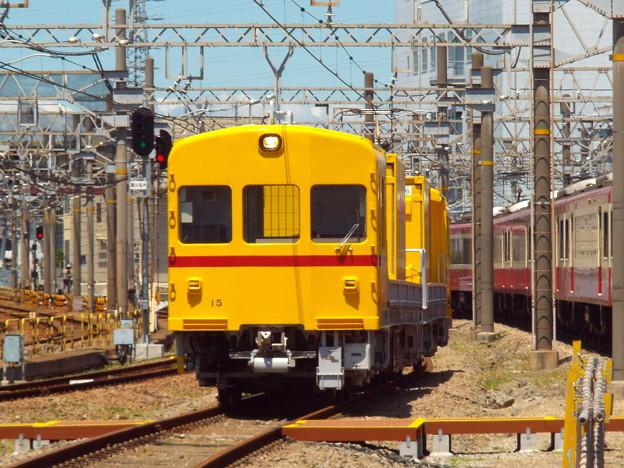 #3099 京浜急行電鉄デト15F 2018-5-20