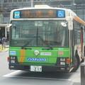 写真: #3100 都営バスR-M217 2018-4-19