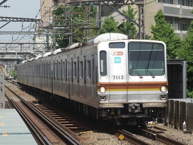 #3102 副都心線7113F 2018-5-6