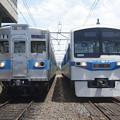 #3104 秩父鉄道クハ5201・クハ6201 2018-5-19