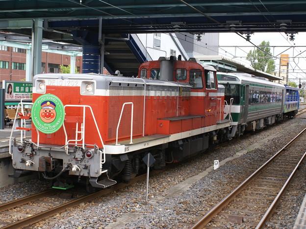 #3147 アンパンマントロッコ列車 2012-7-1