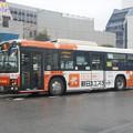 写真: #3203 東武バスC#2800 2018-6-20