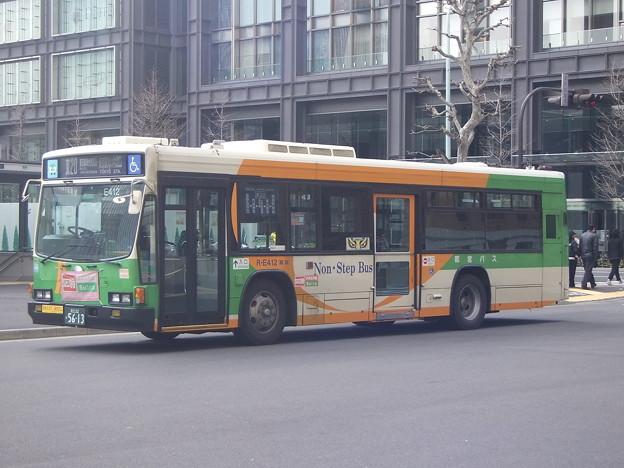 #3222 都営バスR-E412 2011-3-6