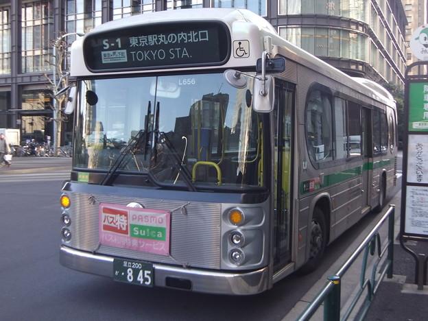 #3223 都営バスK-L656 2011-3-4