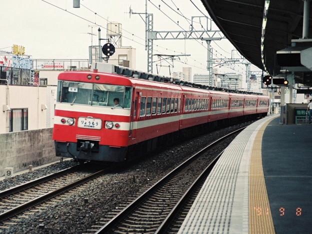 #3244 東武鉄道1800系・編成番号失念 1991-9-8