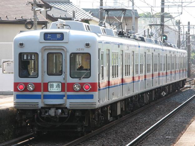 #3261 京成電鉄モハ3261x4 2007-5-15