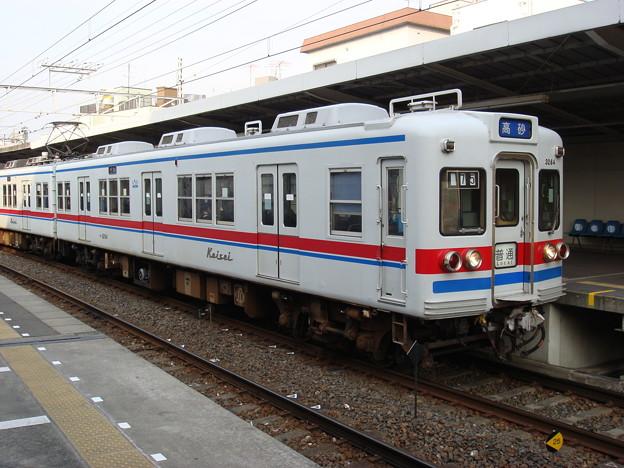 #3266 京成電鉄モハ3264 2007-4-12