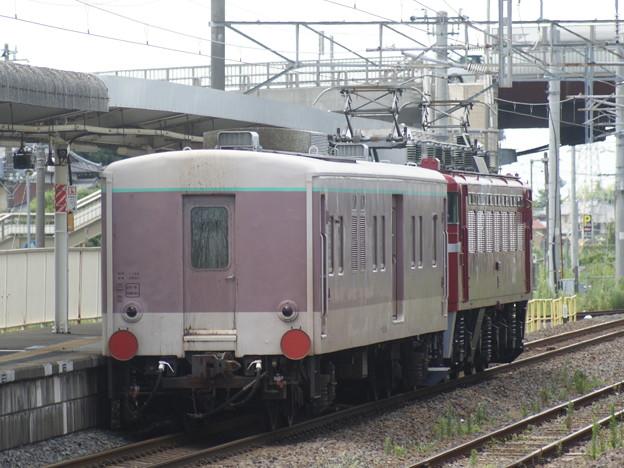 #3276 EF81 98+マニ50 2186 2018-7-26
