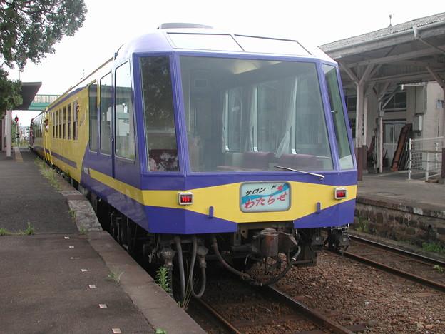 #3292 わたらせ溪谷鐵道「サロン・ド・わたらせ」 2001-7-14