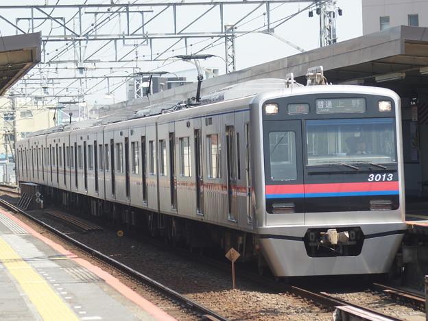 #3013 京成電鉄3013F 2018-4-22