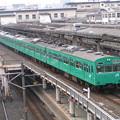 #472 常磐線快速103系 最後の15両編成 2006.3.16