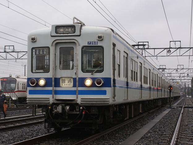 #3316 北総鉄道C#7261~7268 2015-3-8