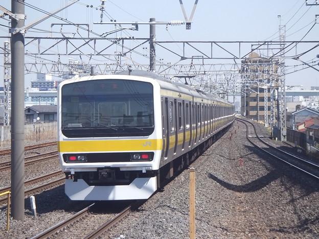 #3390 209系 八ミツC510F 2011-4-1