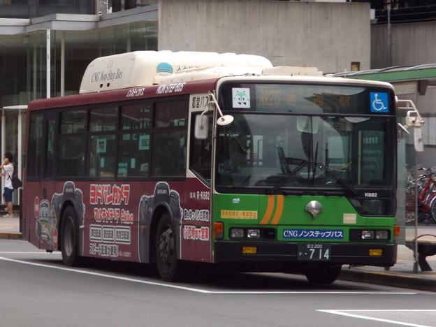 #3406 都営バスR-K682 2014-9-12