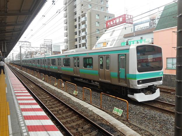 Photos: #3409 E231系 東マト110F 2018-9-4