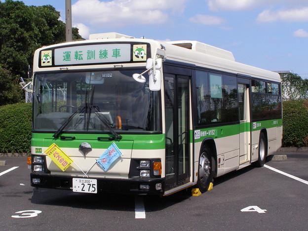 #3422 都営バス運転訓練車 研修所-M182 2010-9-18