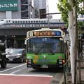 #3424 都営バスS-T212と新幹線300系番号失念 2011-9-17