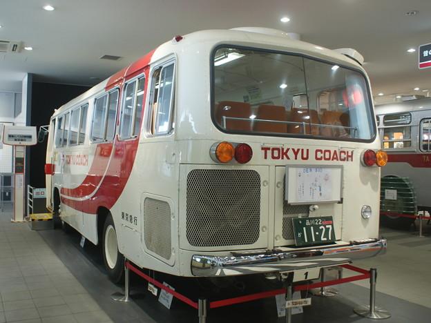#3454 東急コーチK6501 品川22か1127 2018-10-2