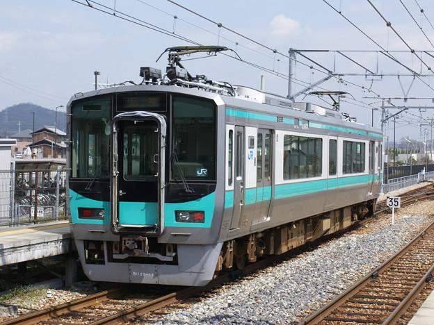 #3461 JR西日本クモハ125-11 2008-3-24