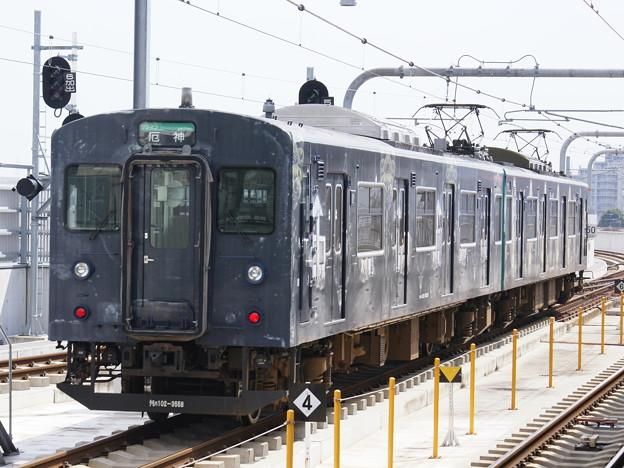 #3464 JR西日本クモハ102-3558F 2008-3-24