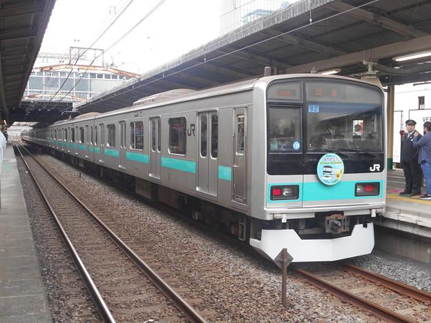 #3479 209系1000番台 東マト82F 2018-10-13