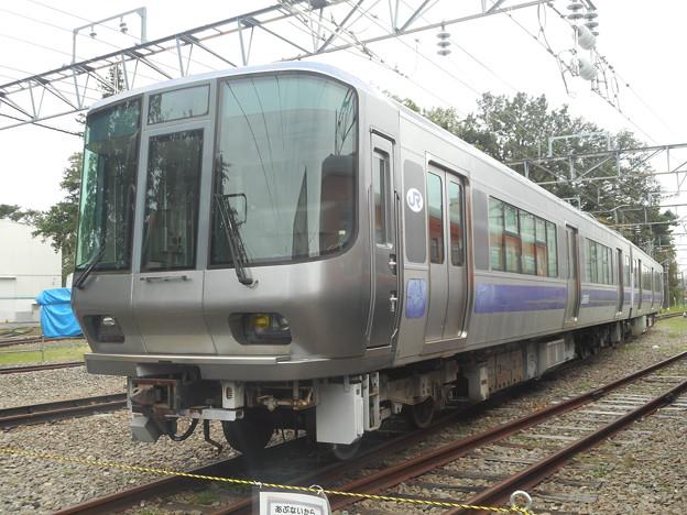 #3487 JR総研 R291系 2018-10-13