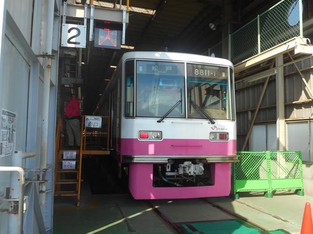 #3518 新京成電鉄クハ8811-1 2018-10-20