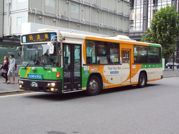 #3523 都営バス N-L799(練馬200か2458) 2014-10-1