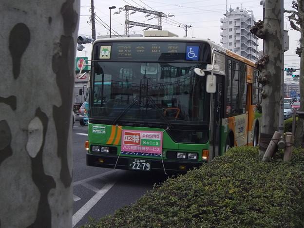 #3540 都営バスZ-V386 2011-4-2
