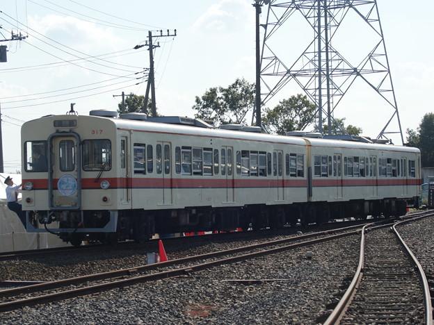 #3571 関東鉄道キハ317F 2018-11-3