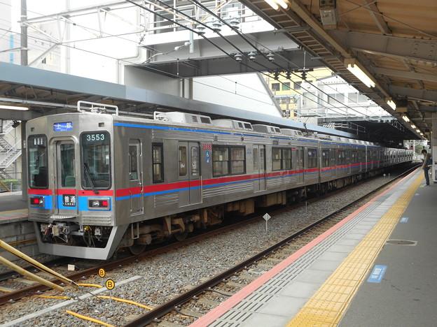 #3577 京成電鉄3553F+3528F 2018-11-4
