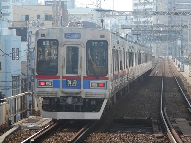 #3590 京成電鉄3517F+3504F 2018-11-10