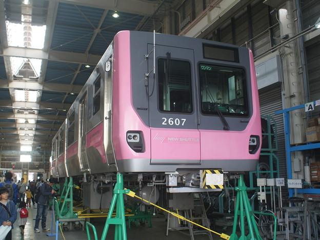 #3603 埼玉ニューシャトルC#2607 2018-11-11