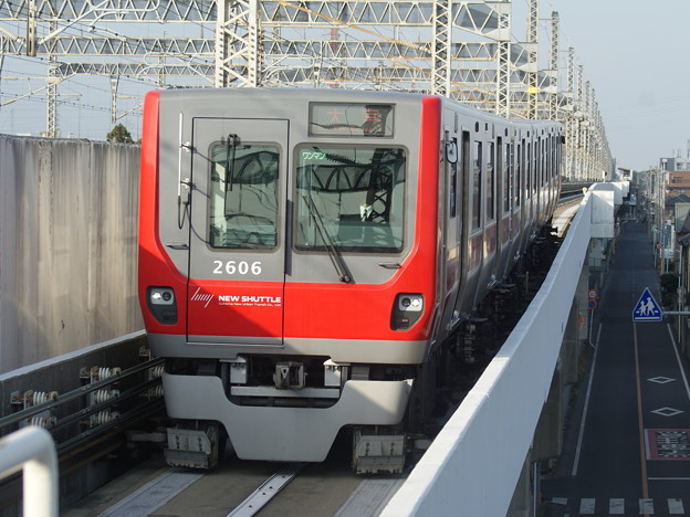 #3604 埼玉ニューシャトル2106F 2018-11-11