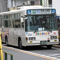 #3606 京成タウンバスT172 2007-10-19