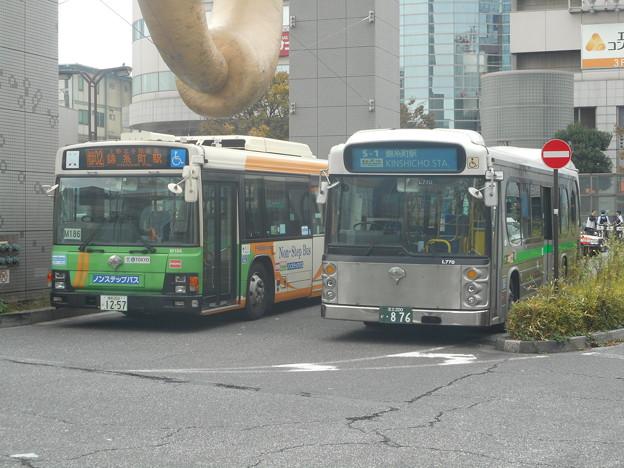 #3617 都営バスP-M186・K-L770 2018-11-6