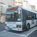 #3631 京成タウンバスT021 2018-11-11