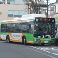 写真: #3638 都営バスZ-S153 2018-11-23