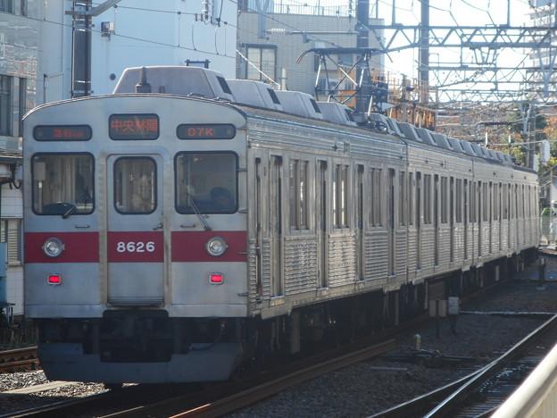 #3640 東急電鉄8626F 2018-11-23