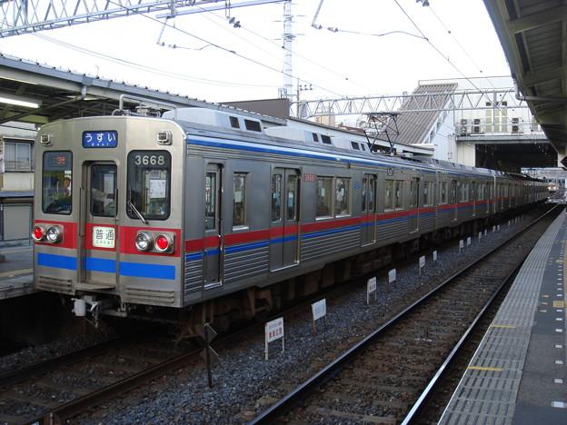 #3668 京成電鉄3668F 2007-9-27