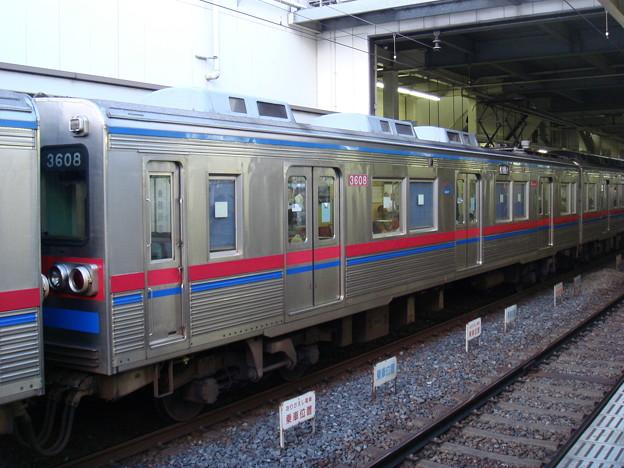 #3670 京成電鉄サハ3608 2007-9-27