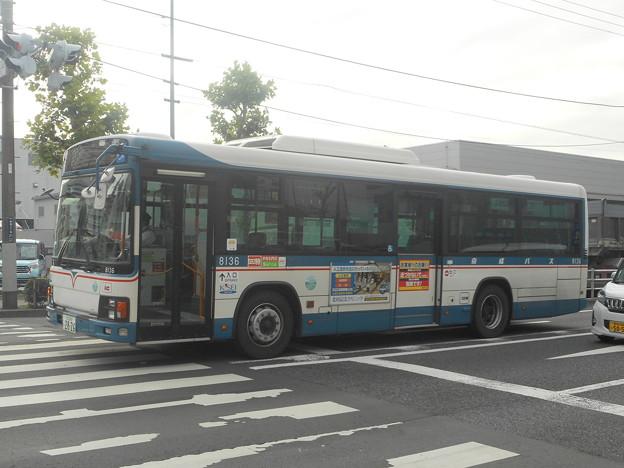 #3689 京成バスC#8136 2018-11-27
