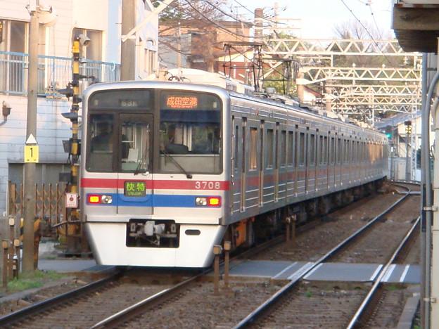 #3708 京成電鉄3708F 2007-4-19