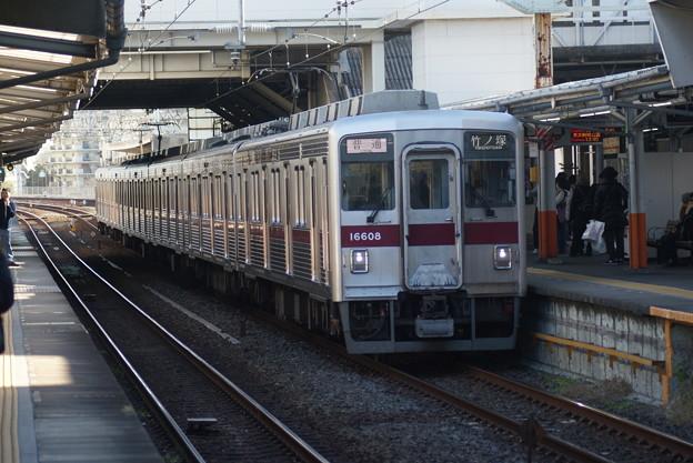 #3780 東武鉄道11608F@クハ16608 2019-1-2